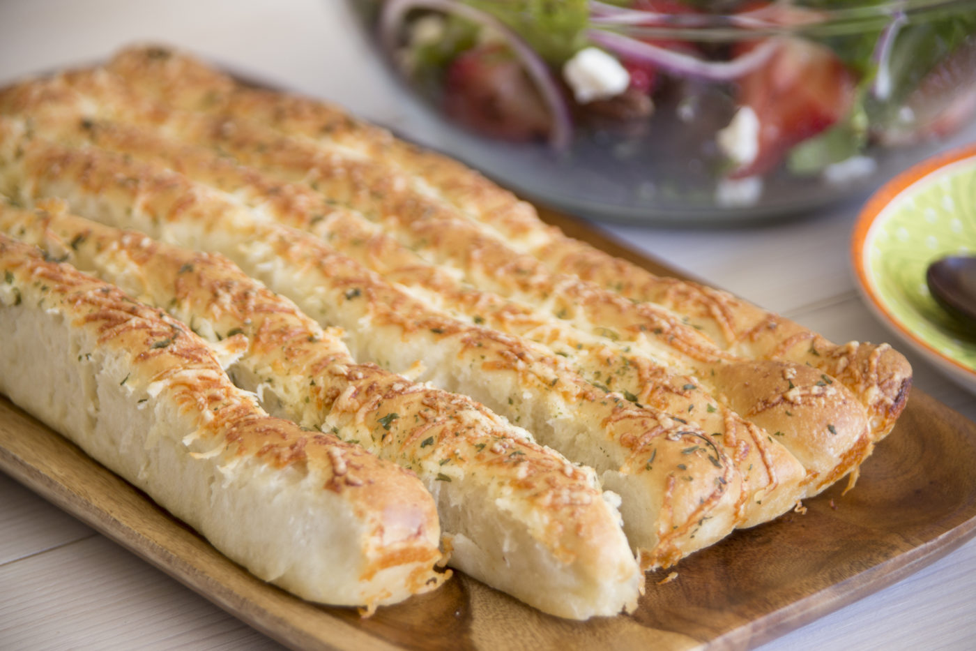 Asiago Cheese Breadsticks