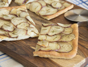 Red Potato Focaccia