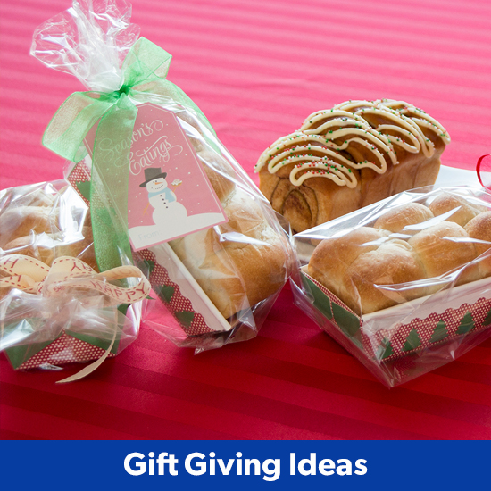 Gift Giving Feature
