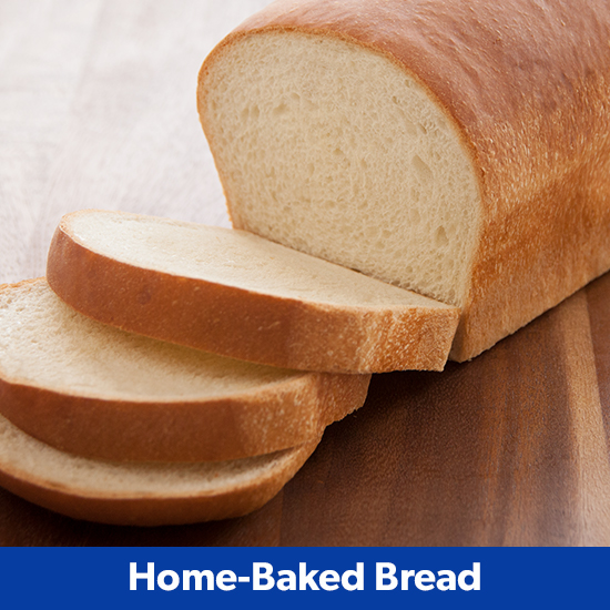 Home-Baked Bread Feature